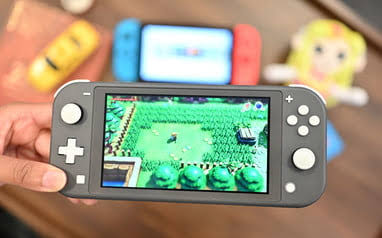 Nintendo Switch Lite v2 as of now underway, as per FCC filing