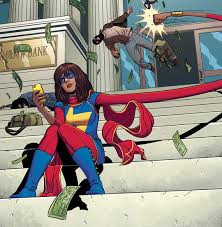 N.J. hero Kamala Khan joins Marvel Avengers video game
