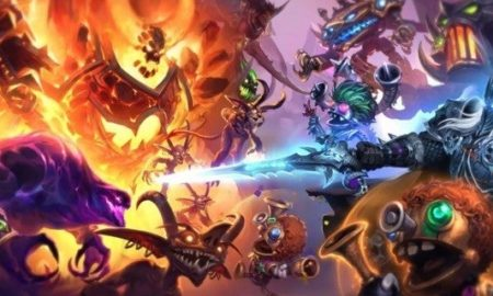 """""""Hearthstone"""" Battlegrounds Revealed at BlizzCon"""