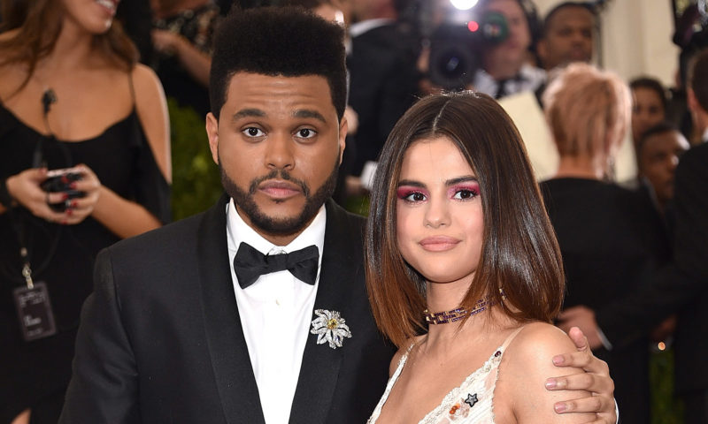 The weeknd may have another song about Selena Gomez and fans have thoughts
