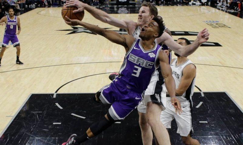 San Antonio versus Sacramento, Final Score: Spurs win terrible against the Kings in OT, 105-104