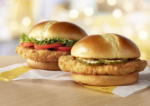 McDonald's: Enters Chicken Sandwich War with trial of two new crispy chicken sandwiches