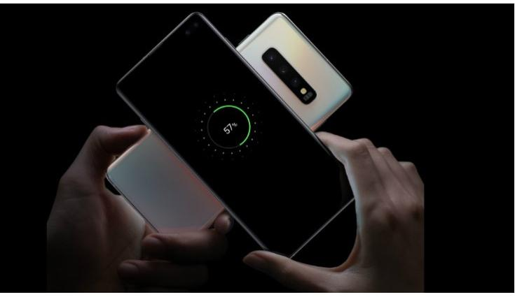 Android 10 turning out to Samsung Galaxy S10 series