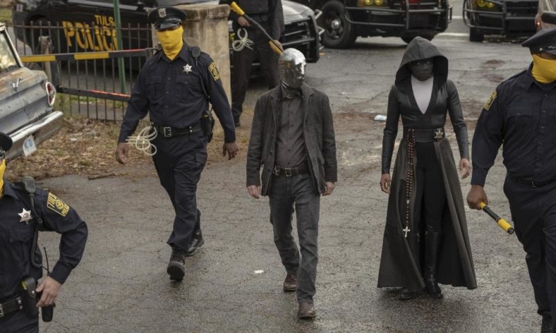 'Watchmen' liable to end after producer Damon Lindelof passes on additional