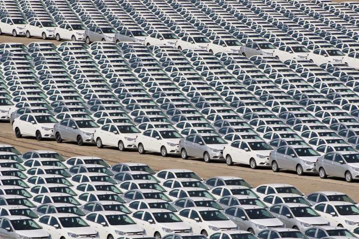 China's traveler vehicle sales tumble 92% in the first 50% of February because of infection flare-up