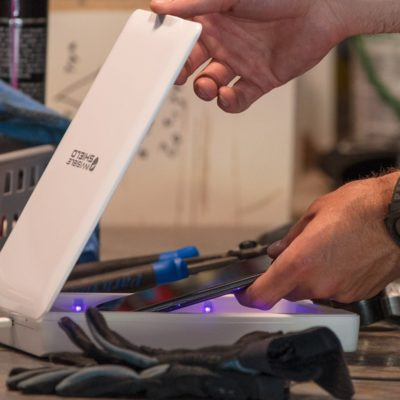 Mophie and InvisibleShield are making 'UV sanitizers' for your phone