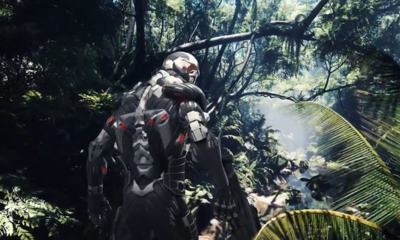Crysis Remastered release date leaked before Wednesday's gameplay trailer